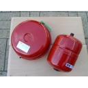35 liters trykekspansion