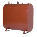 1800 ltr. oval C3 (udendørs) m/anode rød