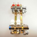 2 kreds Standard fordeler med flowmeter